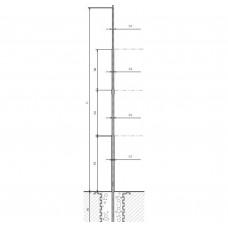 Опора OPORA ENGINEERING ТАНС.12.021.000 (НП-21/23,5-02-ц)