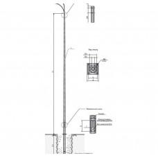 Опора OPORA ENGINEERING ТАНС.12.026.000 (НФГ-3,0-02-ц)