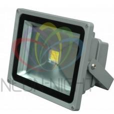 Прожектор уличный LED, Cold White, 10W, AC85-220V/50-60Hz, 800 Lm, IP65 NEON-NIGHT