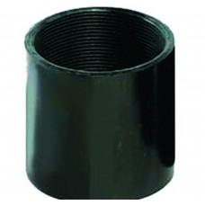 Втулка соединительная М16, цвет цёрный DKC